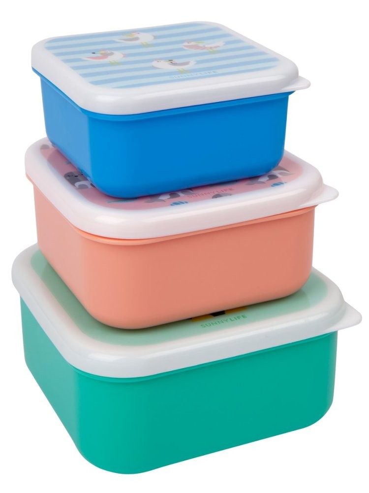PENGUIN NESTED CONTAINERS...
