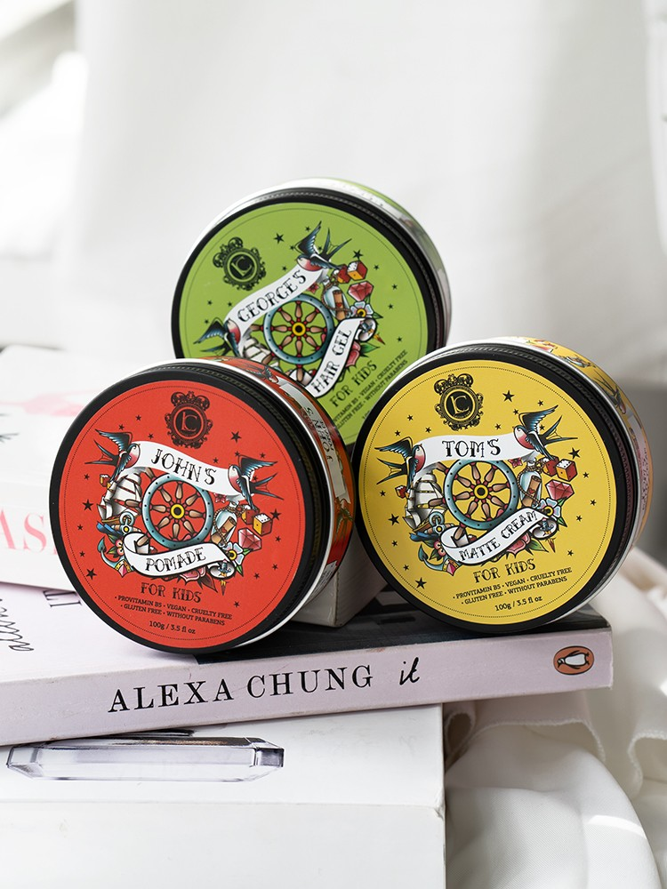 BARBER STYLING PRODUCTS