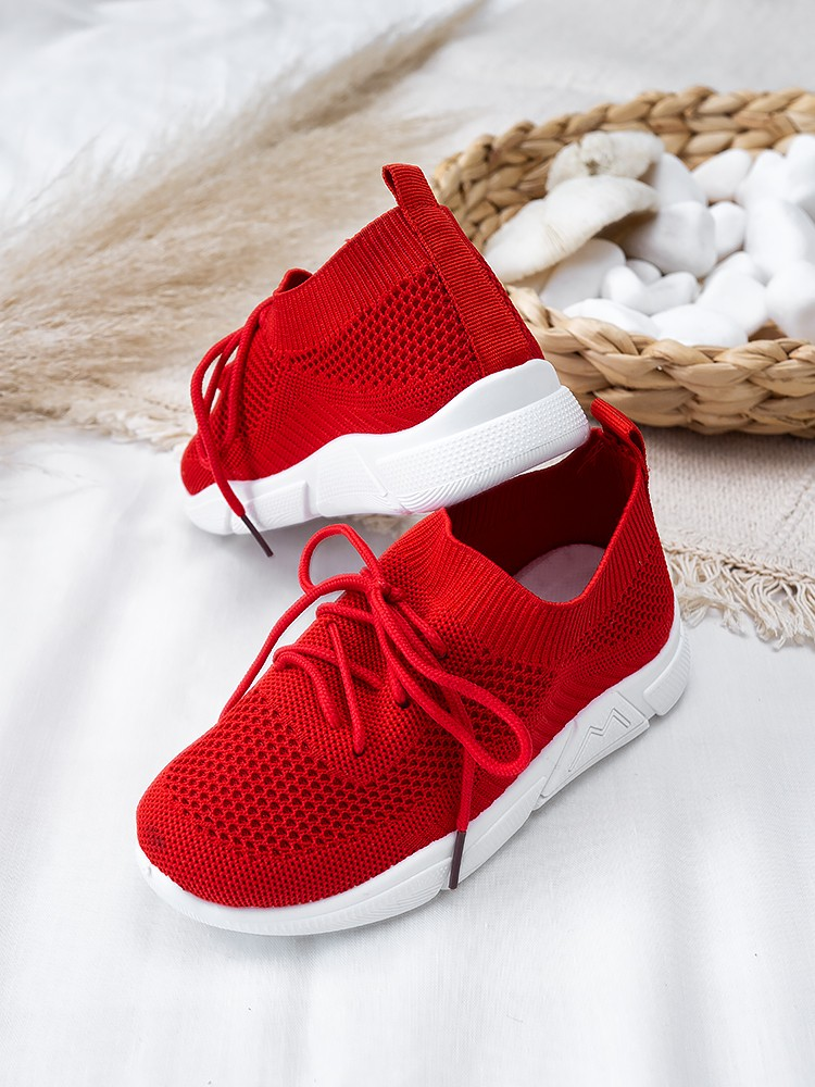 LIVERPOOL RED SNEAKERS