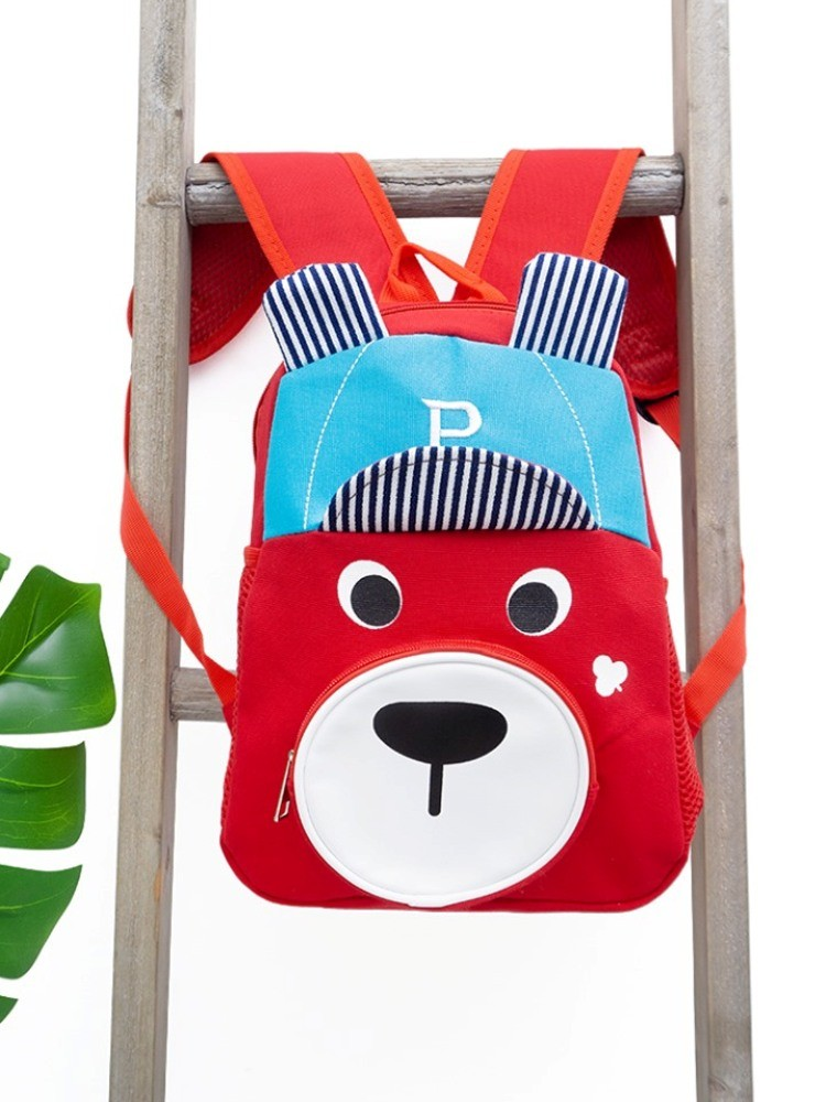 PUPPY RED BACKPACK