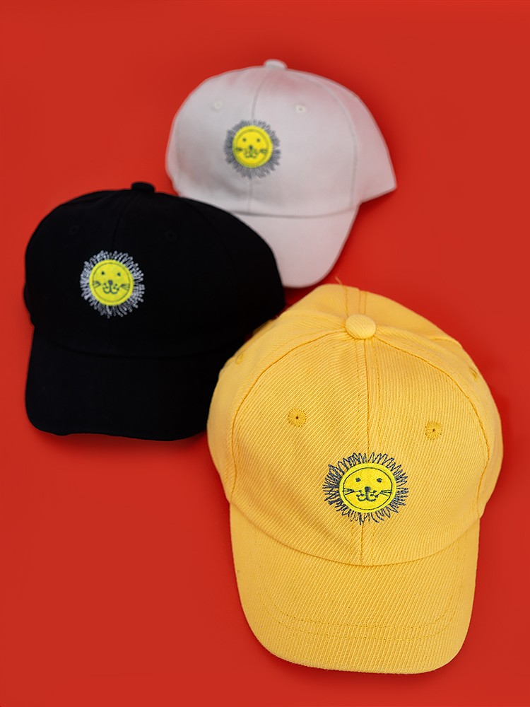HAPPY LION BEBE HATS (3...
