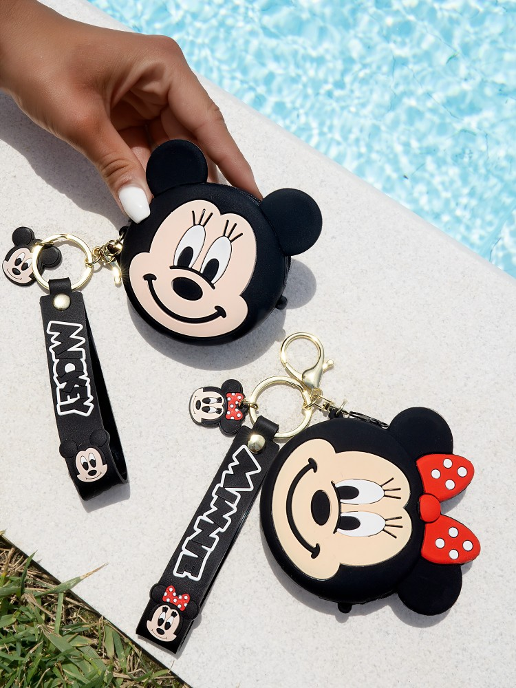 DISNEY KEY HOLDER WITH COIN...